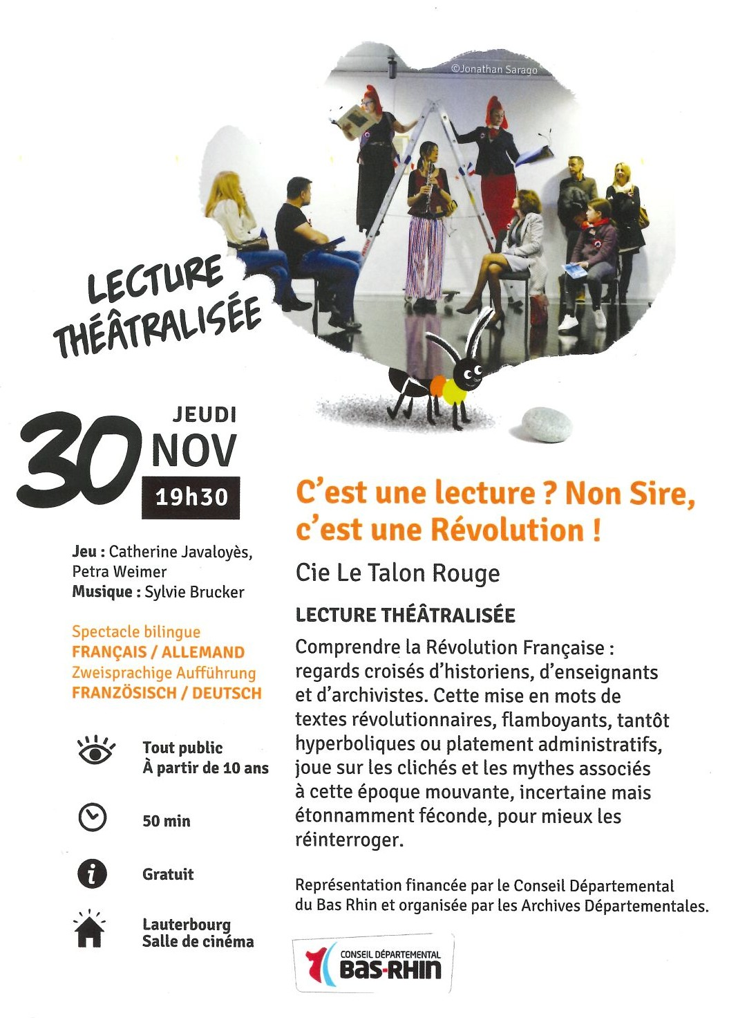lecture-theatralisee